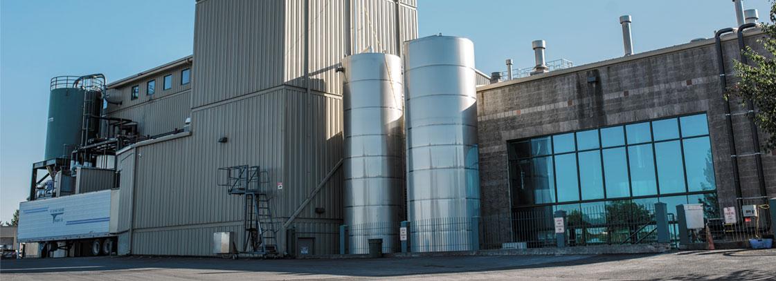 deschutes brewery fermentation tanks