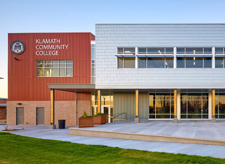 Klamath Community College Expansion